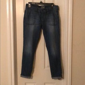 Old Navy Size 4 Crop Jeans